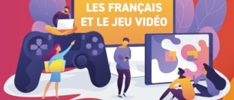 """Etude """"Les français et le jeu vidéo"""" en 2020"""