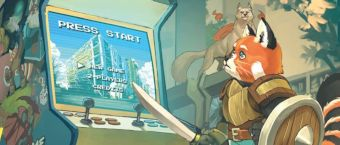 Press Start - Les bestiaires du jeu vidéo