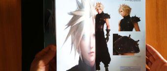 Artbook : Final Fantasy VII Remake