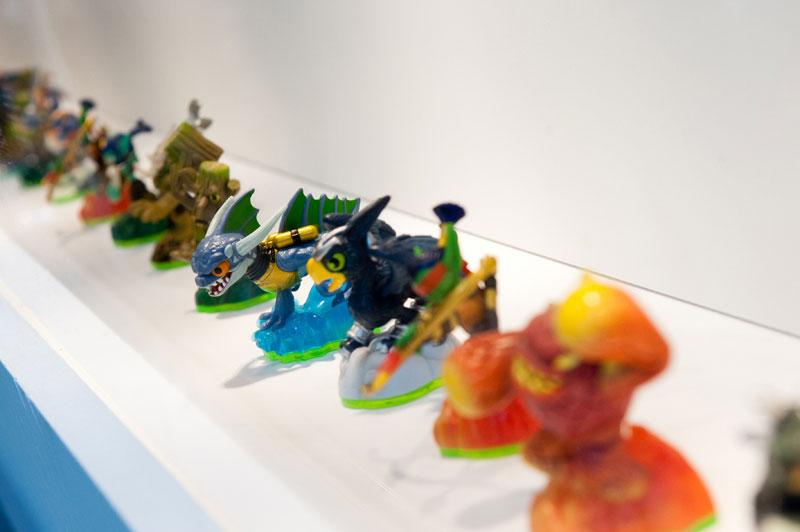 Photo 44 : Figurines Skylanders