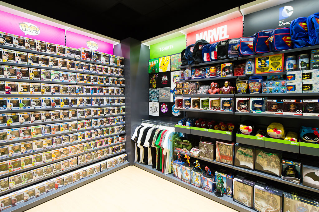 figurine pop quel magasin