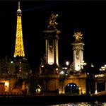 Soir�e Game Paris, sur la Seine, le 5 d�cembre 2011