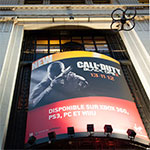 Lancement de Call of Duty