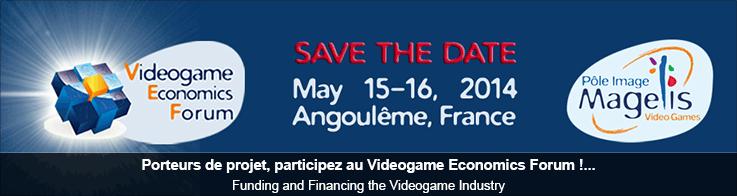 Porteurs de projet, participez au Videogame Economics Forum !...