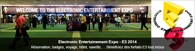 Electronic Entertainement Expo - E3 2014