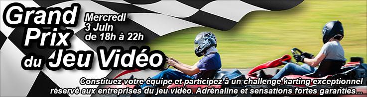 Grand Prix de Karting du Jeu Vidéo