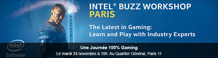 Intel Buzz Workshop Paris