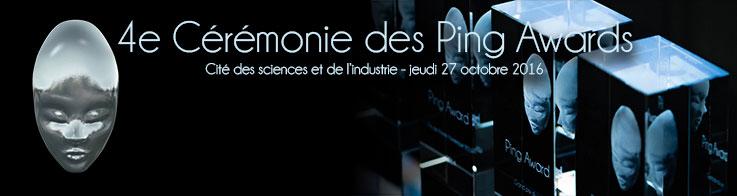 4e Cérémonie des Ping Awards
