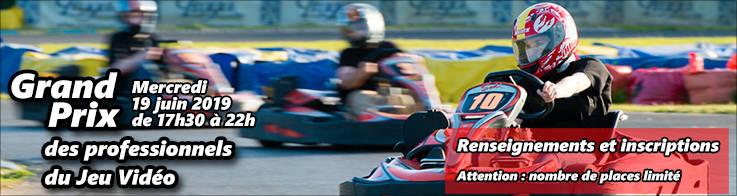 Grand Prix de Karting des professionnels du jeu vidéo